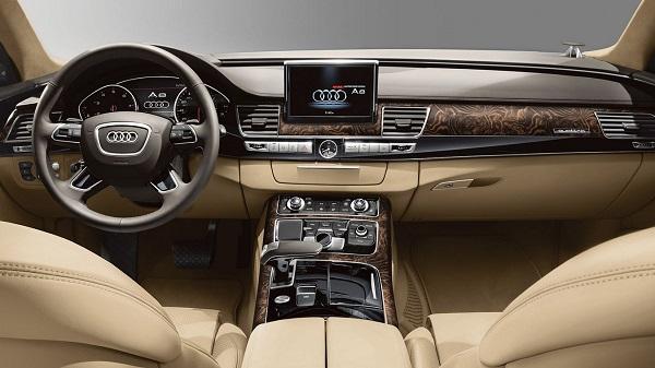 Audi A8 2017 Interior