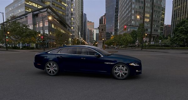 Design of the Jaguar XJ