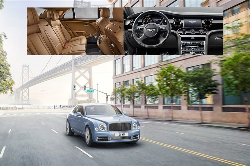 2018 Bentley Mulsanne: Luxury Car with Twinturbo V8 Engine and Advanced Safety Features