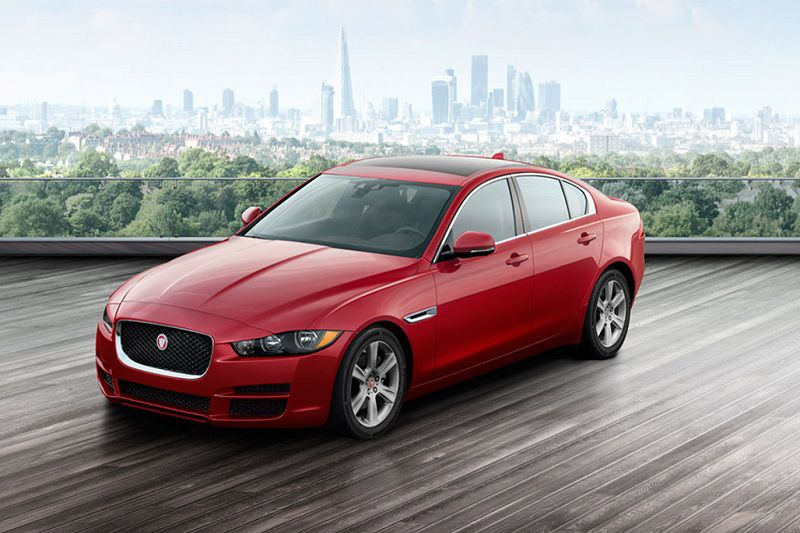 2018 Jaguar XE with Supercharged V6 Engine and Exceptional Performance Attributes
