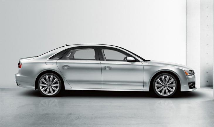 Design of 2018 Audi A8