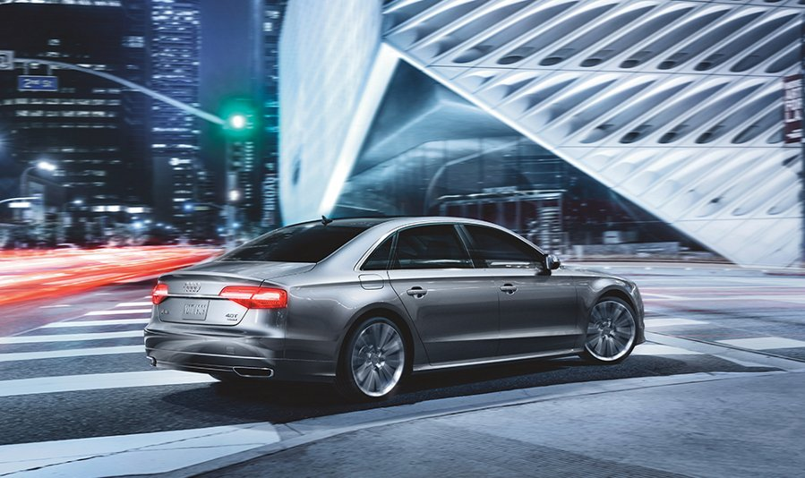 Price of the 2018 Audi A8