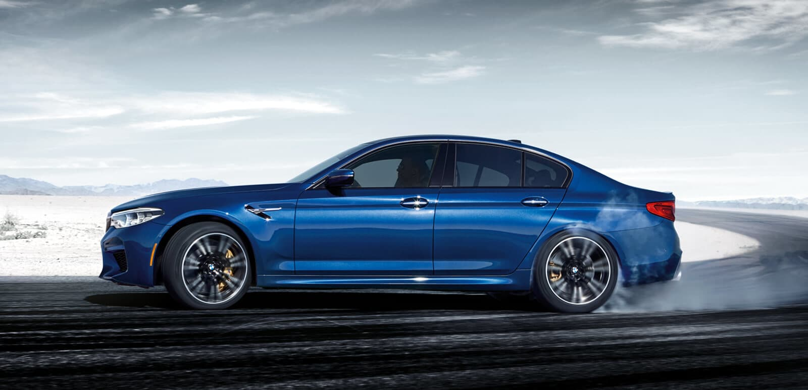 2018 BMW M5 Design