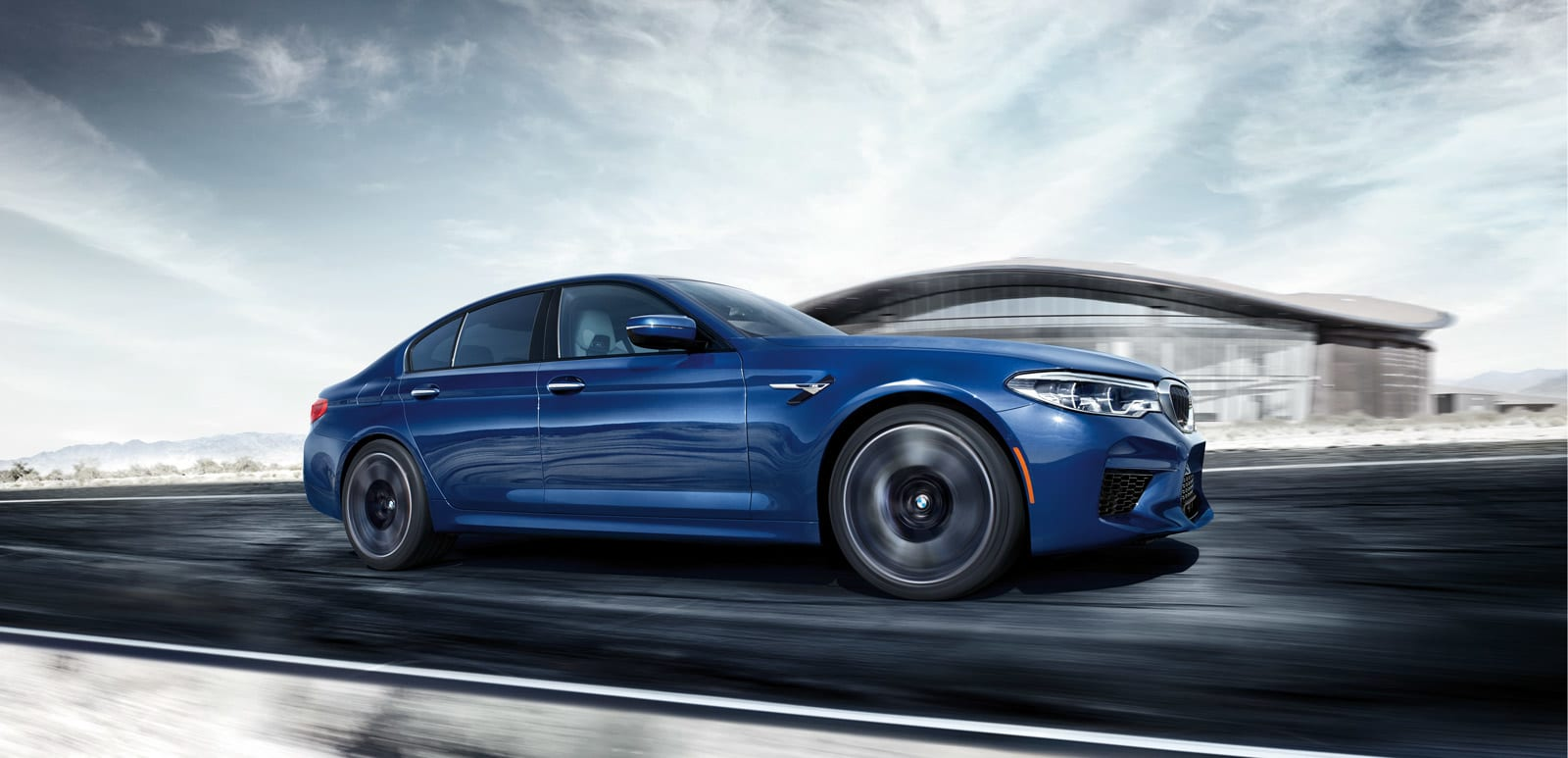 Performance of the 2018 BMW M5