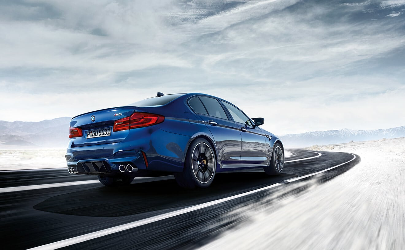 Price of the 2018 BMW M5
