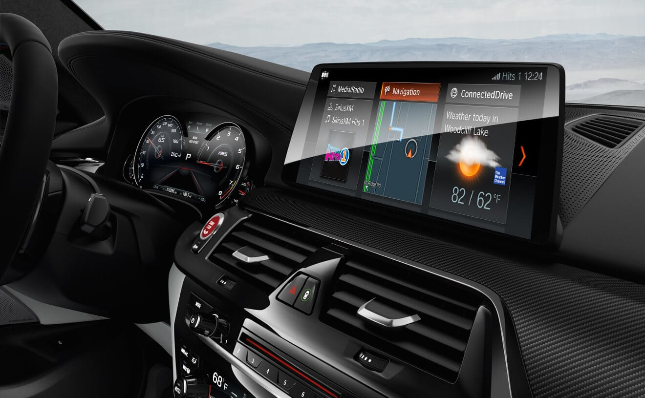 Technological Features of the 2018 BMW M5