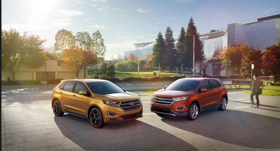 Ford Edge Midsize Crossover Suv