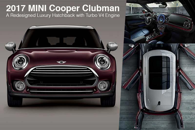 2017 Mini Cooper Clubman Hatchback Buymyluxurycarcom