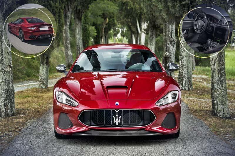 2019 Maserati Granturismo Powerful Sports Coupe With A Ferrari Built V8 Engine Buymyluxurycar Com